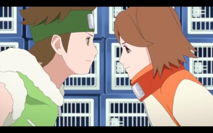 Naruto Sexism Namida vs Wasabi